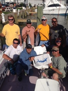 Muff Diver Charter Fishing Report – June 21st 2013