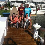 (no title) (Muff Diver Charters Fishing Report – June 25th 2013)