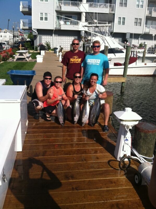 Muff Diver Charter Fishing Report – June 25th 2013