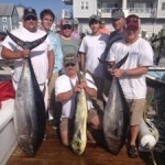 (no title) (Muff Diver Charters Fishing Report – July 3rd – July  6th 2013)